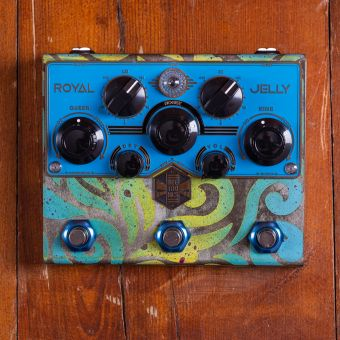 Beetronics Royal Jelly OD/Fuzz #957