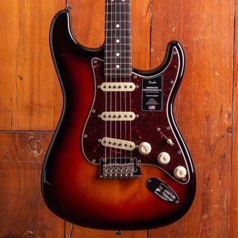 Fender American Professional II Stratocaster Rosewood Fingerboard 3-Color Sunburst