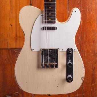 Fender CS 1959 Telecaster Relic, Rosewood, Vintage Blonde