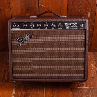 Fender 2020 Limited Edition 1965 Princeton Reverb G12H65 British Sable Guitar Amp Combo