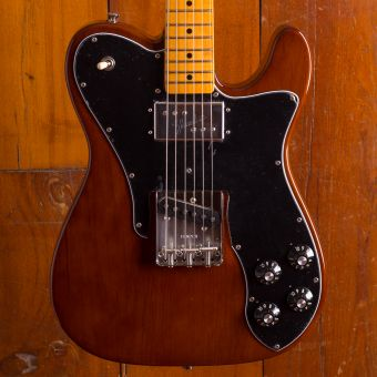 Fender American Original 1970s Telecaster Custom Maple Neck Mocha