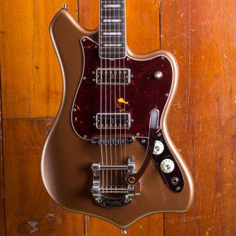 Fender Maverick Dorado Firemist Gold
