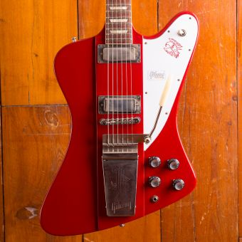 Gibson CS 1963 Firebird V, Cardinal Red