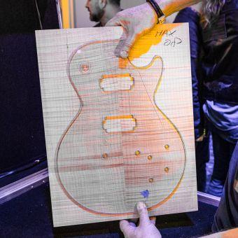 Gibson CS 1960 Les Paul M2M Max Guitar Limited Run #8
