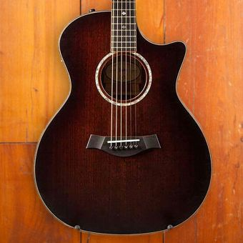 Taylor Custom Grand Auditorium BTO 10611