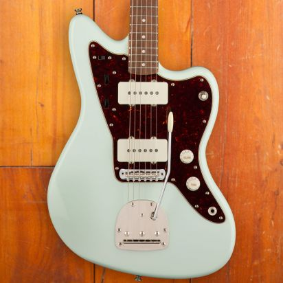 Squier Classic Vibe 1960s Jazzmaster, Laurel Fingerboard, Sonic Blue