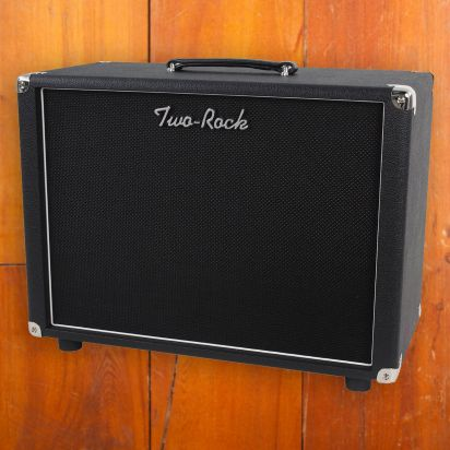 Two-Rock 112 Speaker Cabinet Black Bronco, Open Back
