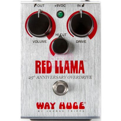Way Huge Red Llama Overdrive 25th Anniversary
