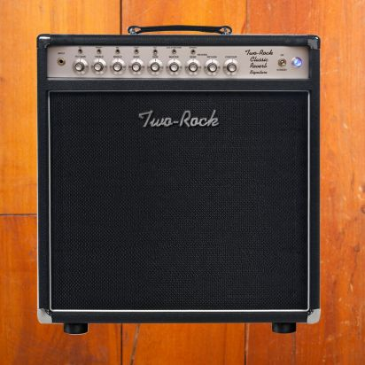 Two-Rock Classic Reverb Signature 50 Watt combo Black