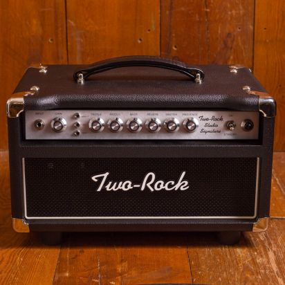 Two-Rock Studio Signature 35W H Silver Knob/chassis