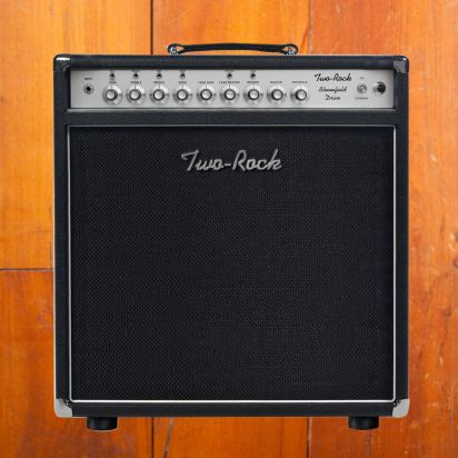 Two-Rock Bloomfield Drive 50 Watt Combo Black Bronco
