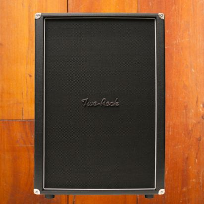 Two-Rock 2X12 Closed Back Cabinet Black Bronco