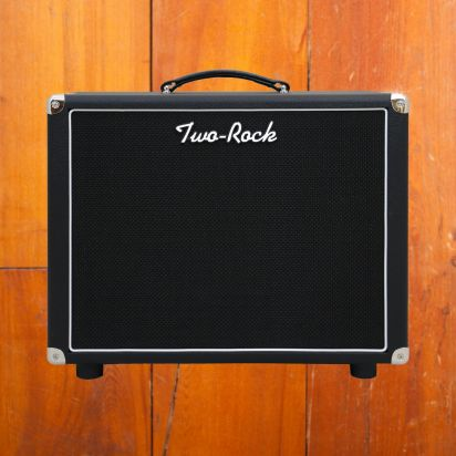 Two-Rock 1X12 Open Back Cabinet Black Bronco