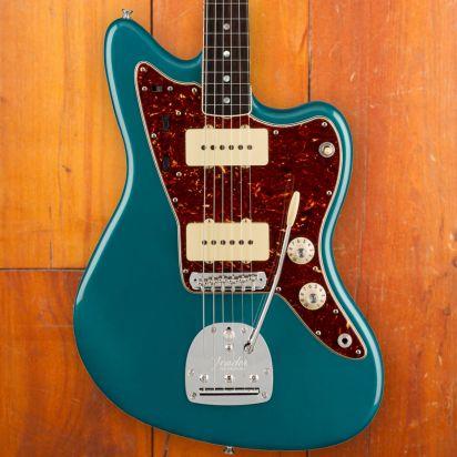 Fender CS 1966 Jazzmaster, Deluxe Closet Classic, Aged Ocean Turquoise
