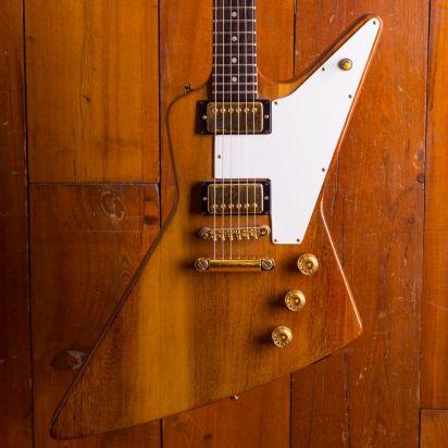 Gibson 1976 Vintage Explorer