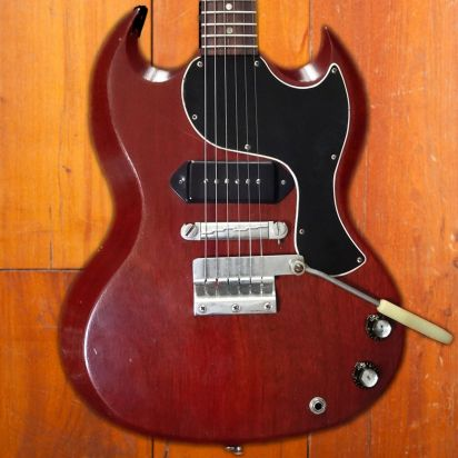 Gibson 1965 SG Junior Cherry