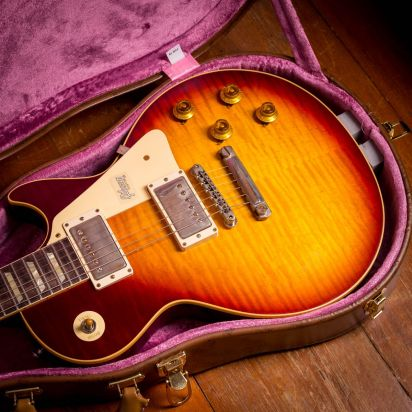 Gibson CS 60th Anniversary 1959 Les Paul Standard Southern Fade