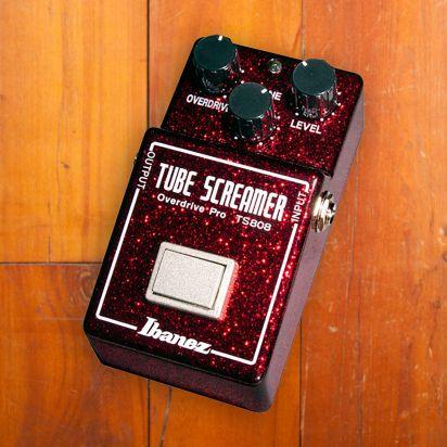 Ibanez TS808 Tubescreamer 40th Anniversary