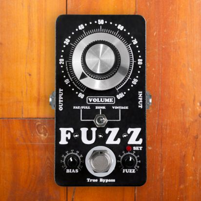 King Tone Guitar Mini Fuzz - Silicon