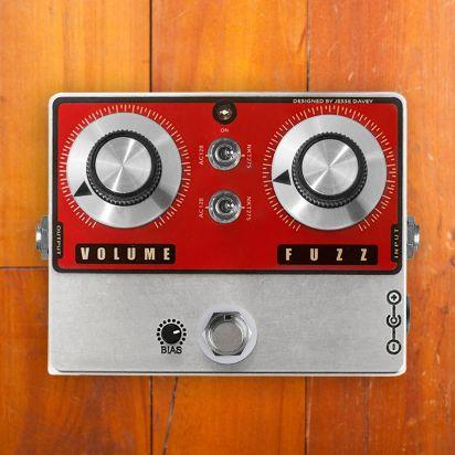 King Tone Guitar Vintage Fuzz Pedal
