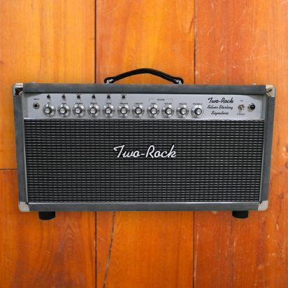 Two-Rock Silver Sterling Head 150 Watts