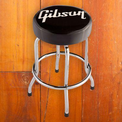 "Gibson Gibson Logo 24"" Barstool"