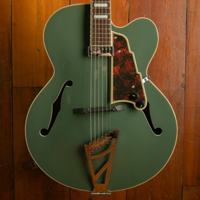 D'Angelico Premier EXL-1, Army Green
