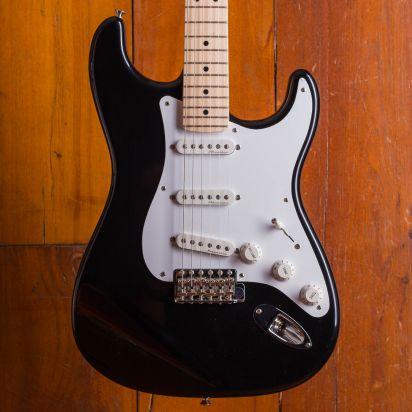 Fender CS Clapton Stratocaster BK MN Blackie