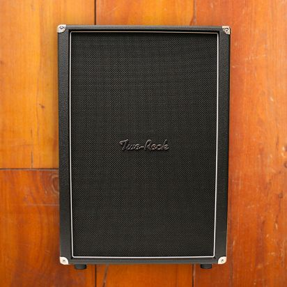 Two-Rock 2x12 Closed Back, Black Bronco