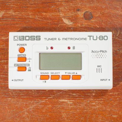 BOSS TU-80-WH