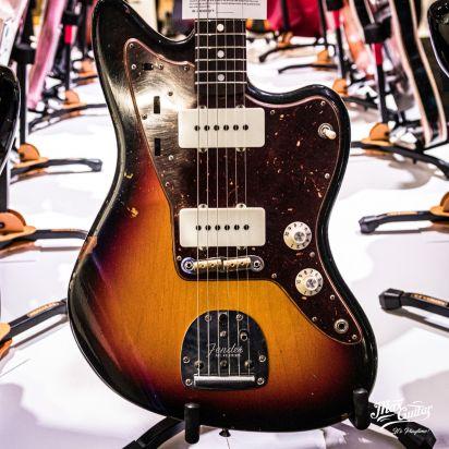 Fender CS Time Machine 1965 Jazzmaster, 3tsb, Relic