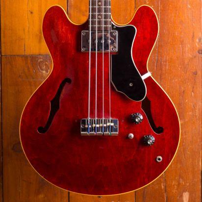 Epiphone 1969 Rivoli Bass Cherry