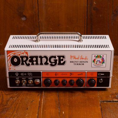 Orange Brent Hinds Signature Terror