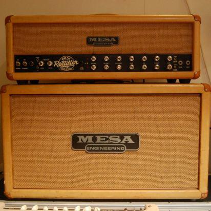 Mesa Boogie Dual Rectifier Trem'o' verb Halfstack