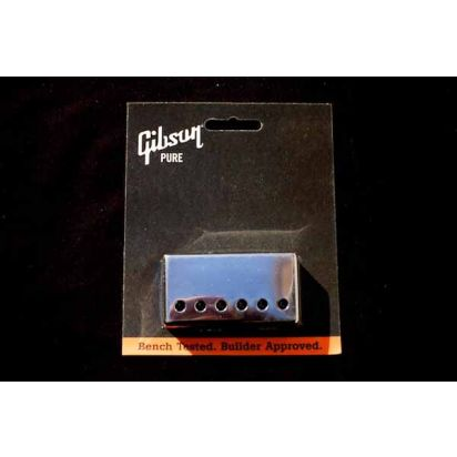 Gibson Bridge Position Humbucker Cover  / Chrome