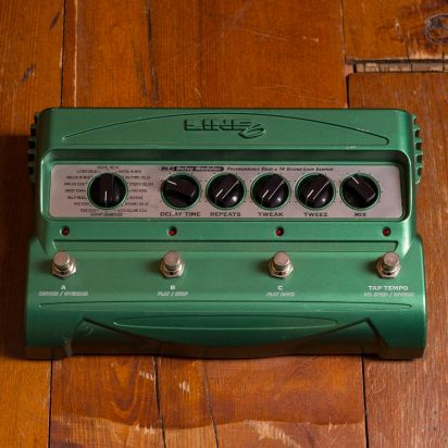 Line 6 DL4 Delay Modeler
