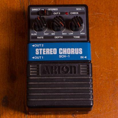 Diversen Arion Stereo Chorus MK-1, nvt