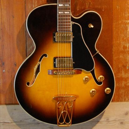 Gibson ES-350T Sunburst 1992 #91192446