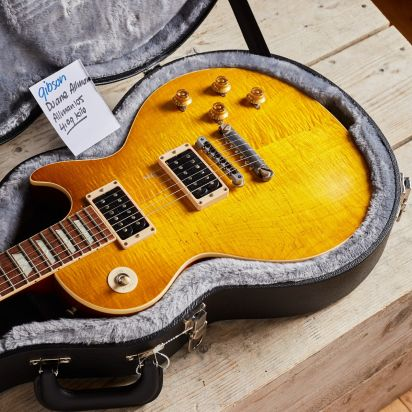Gibson CS Duane Allman 1959 Les Paul 105 of 150
