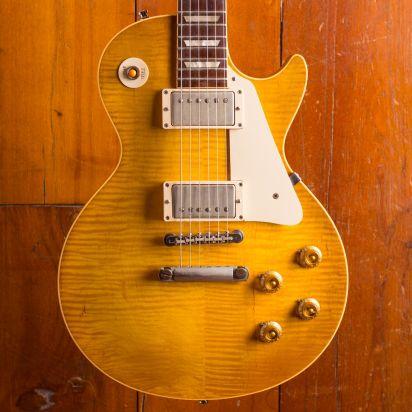 Gibson CS Les Paul '59 Reissue Lemon Drop