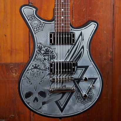 Wild Custom Guitars 'Wild One' Irontop