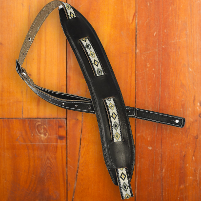 Souldier Cottonmouth Black Leather