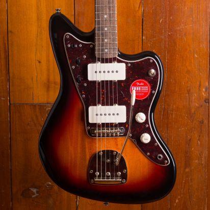 Squier Classic Vibe 1960s Jazzmaster, Laurel Fingerboard, 3-Tone-Sunburst