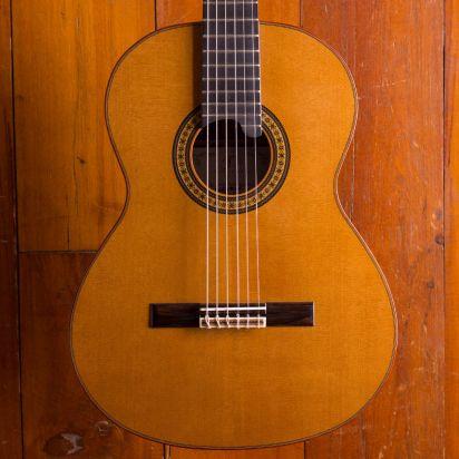Alhambra Luthier Ziricote