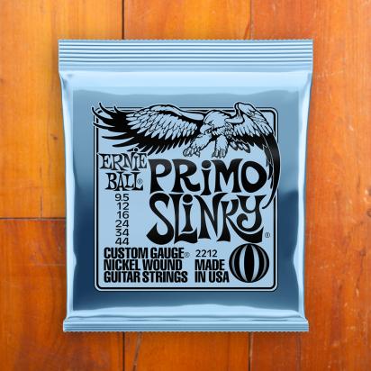 Ernie Ball Primo slinky 9,5-12-16-24-34-44