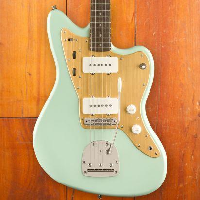 Squier Fsr Classic Vibe 1960s Jazzmaster Surf Green
