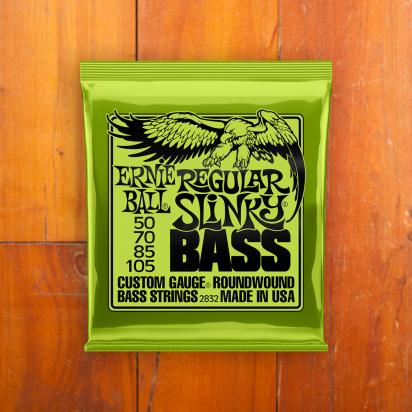 Ernie Ball Slinky Regular Bass 50-105