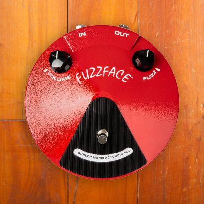 Dunlop JDF-2 Fuzz Face Distortion