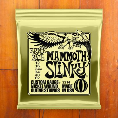 Ernie Ball Mammoth Slinky .12-.62