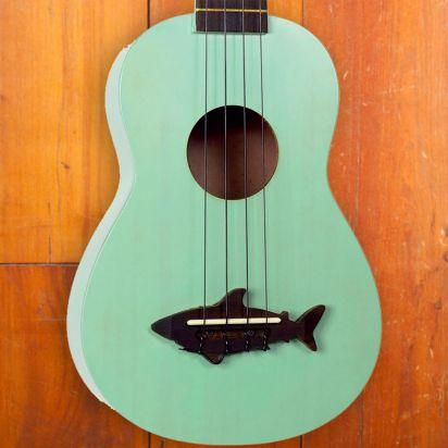 Kala KA MK SS GRN - Shark Green Soprano